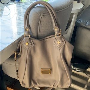 Marc by Marc Jacobs Q Fran in Cement   Color: Tan